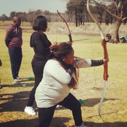 Archery tapimanzi